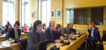 On participation at the 11th session of the UN Committee on Protection of the Rights of the Persons with Disabilities